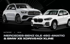 Đắt hơn 70 triệu đồng, chọn Mercedes-Benz GLE hay BMW X5: Cuộc chiến của thương hiệu và hình thức