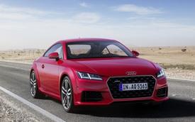 Audi chuẩn bị tung SUV mới, khai tử dòng xe thể thao TT để dọn đường