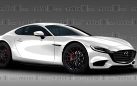 Không chỉ muốn lên đời hạng sang, Mazda còn chạy đua để ra mắt xe thể thao dùng động cơ xoay