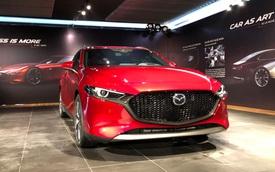 Xem trước Mazda3 2020 tại đại lý ngay trước ngày ra mắt khách Việt: Lột xác để giữ ngôi vương trước Toyota Corolla Altis