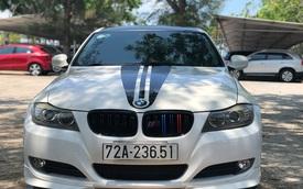 Bán BMW 320i với giá Toyota Vios bản tiêu chuẩn, chủ xe vẫn tự tin nhờ vào 2 trang bị khác biệt sau đây