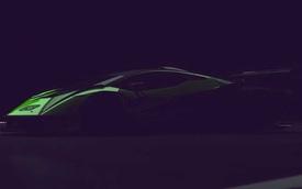 Hé lộ siêu xe Lamborghini mới với 830 mã lực