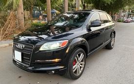 Bán Audi Q7 rẻ hơn cả Toyota Vios, chủ xe vẫn tự tin: 'Mua về là đi, không cần đầu tư gì'