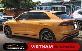 Audi Q8 đầu tiên có chủ tại Việt Nam bất ngờ tái xuất, danh tính chủ nhân vẫn là điều gây tò mò