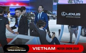 Những trò hút khách tại Triển lãm ô tô Việt Nam 2019 - Xúc tác mạnh kéo khách hàng tới từng gian hàng
