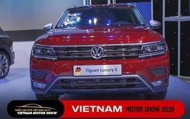 Ra mắt VW Tiguan Allspace Luxury S giá 1,869 tỷ đồng - Xe Đức tiệm cận hạng sang cho khách Việt