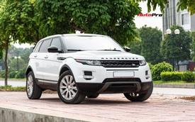 4 năm tuổi, Range Rover Evoque 'full đồ' vẫn ngang giá Mercedes-Benz GLC 200 mua mới
