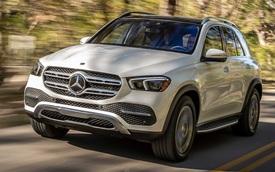 Cặp đôi SUV Đức Volkswagen Tiguan và Mercedes-Benz GLE 2020 đạt điểm an toàn tối đa