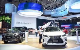 Khám phá 'gian hàng đẹp nhất' VMS 2019 của Lexus: Đủ đầy từ quá khứ đến tương lai