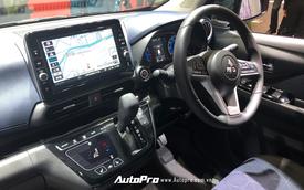 Trải nghiệm nội thất 'tiểu Xpander': Xe nhỏ nhưng rộng và nhiều công nghệ hiện đại như xe sang