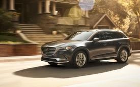 Mazda CX-9 nâng cấp nhẹ, tăng giá bán, cạnh tranh Ford Explorer