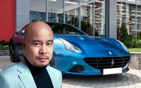 Ferrari California T từng của ông Đặng Lê Nguyên Vũ bất ngờ xuất hiện tại showroom Ferrari chính hãng