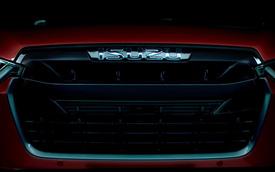 Isuzu D-Max 2020 có những đường nét như Audi, phả hơi nóng lên Ford Ranger