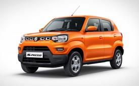 Suzuki tung SUV đô thị mini gầm cao sau 'cơn sốt' Jimny
