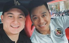 Đang đi xe ôm, Lâm 'Tây' gặp ca sĩ Tuấn Hưng và được lần đầu trải nghiệm Ferrari 488 GTB