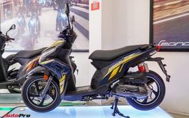 Benelli VZ125i giá 29,8 triệu đồng - đối thủ Honda Vision và Yamaha FreeGo chính thức ra mắt tại Việt Nam