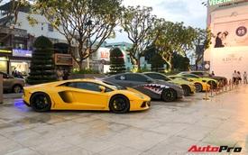 Sinh nhật vợ đại gia Hoàng Kim Khánh: Toàn siêu xe, xe sang và xe thể thao độc lạ nhưng thiếu vắng một chiếc xe gây tiếc nuối