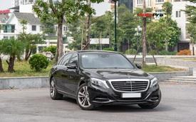 Sau 70.000 km, đại gia Hà Nội bán Mercedes-Benz S500 với giá chưa tới 3 tỷ đồng