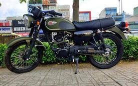 Kawasaki W175 giá thấp nhất 60 triệu đồng - chạm đáy mới tại Việt Nam