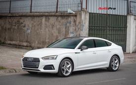 Mua Audi A5 Sportback chạy lướt, đại gia Việt bỏ túi gần 1 tỷ đồng nhưng vẫn có được form xe mới