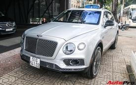 Sau khi chia tay loạt siêu xe và xe thể thao, ông chủ cà phê Trung Nguyên gây bất ngờ khi tiếp tục bán Bentley Bentayga First Edition đã độ tâm huyết