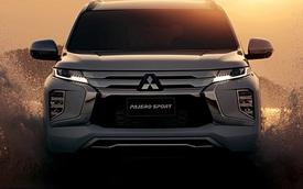 Mitsubishi Pajero Sport mới tạm thời chưa có bản 4WD và sự thật bất ngờ phía sau