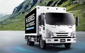Isuzu tung chương trình khuyến mãi 59 triệu đồng cho khách hàng mua xe tải