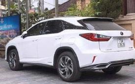 Bất minh cấp biển 'VIP' cho xe Lexus: Chủ tịch Thừa Thiên - Huế chỉ đạo làm rõ