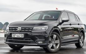 VW Tiguan Allspace giảm giá 40 triệu đồng, đón đầu Mercedes-Benz GLB sắp về Việt Nam
