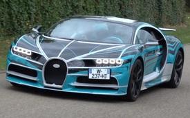 Bugatti âm thầm phát triển phiên bản bí mật cho Chiron nhằm phục vụ đại gia