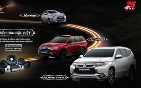 Mitsubishi chính thức tung Outlander, Pajero Sport và Xpander bản đặc biệt tại Việt Nam