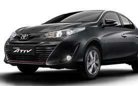Ra mắt Toyota Vios mới: Chỉ tốn 4,3 lít/100km