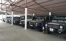 Choáng ngợp với dàn xe tiền tỷ của doanh nhân Đặng Lê Nguyên Vũ tại 'đại bản doanh'