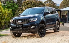 Ford Everest Sport 2020 ra mắt, tăng tốc đối đầu Toyota Fortuner