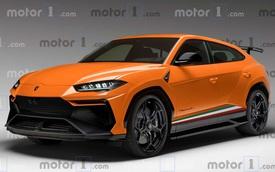 Lamborghini Urus Performante được úp mở ra mắt