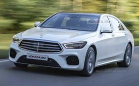 Mercedes-Benz thử thách giới hạn tốc độ S-Class mới, thách thức BMW 7-Series