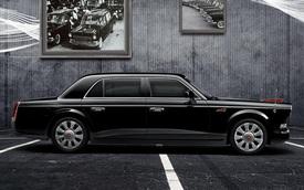 Có Giám đốc thiết kế của Rolls-Royce, Hongqi muốn trở thành 'Rolls-Royce của Trung Quốc'