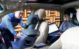 Hyundai gấp rút hoàn thiện công nghệ Kiểm soát tiếng ồn chủ động hiện đại nhất thị trường