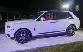 Rolls-Royce Cullinan Black Badge chốt giá hơn 37 tỷ đồng - SUV siêu sang cho đại gia trẻ Việt Nam