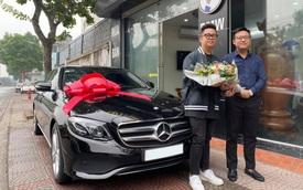 Thiếu gia sinh năm 2001 tậu Mercedes-Benz giá hơn 2 tỷ đồng khi vừa tròn 18 tuổi