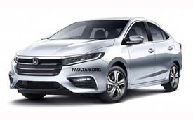 Honda City rục rịch ra mắt - thêm 'nặng gánh' cho Toyota Vios và Hyundai Accent