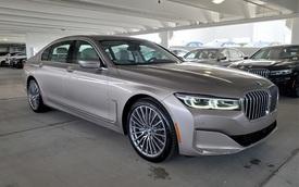 BMW 7-Series 2020 với lưới tản nhiệt 'siêu to khổng lồ' sắp ra mắt tại Việt Nam, giá dự kiến 5,6 tỷ đồng