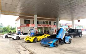 Hành trình đi Sapa của Cường 'Đô-la' xuất hiện thêm hai mẫu xe mới, 'nhá hàng' hành trình siêu xe sắp diễn ra vào 2020
