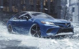 Toyota Camry 2020 chính thức bổ sung bản dẫn động 2 cầu sau 28 năm chờ đợi