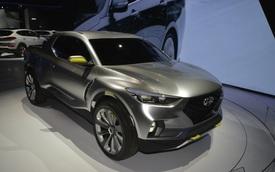 Bán tải Hyundai đấu Ford Ranger chốt lịch hoàn thiện, dự kiến mở bán vào 2020