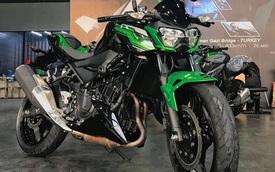 Kawasaki Z400 giá 149 triệu đồng đầu tiên về Việt Nam - đối đầu KTM Duke 390 và Honda CB300R