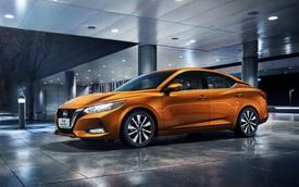 Nissan Sentra 2020 ấn định ngày ra mắt, đối đầu Mazda3