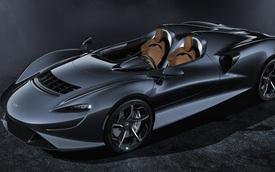Ra mắt McLaren Elva - Siêu xe không cần kính chắn gió, nhẹ nhất lịch sử McLaren