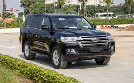 'Nồi đồng cối đá' Toyota Land Cruiser sẽ bỏ động cơ V8 huyền thoại