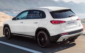 Mercedes-Benz GLA 2020 ra mắt trong vài tuần tới, cạnh tranh BMW X1